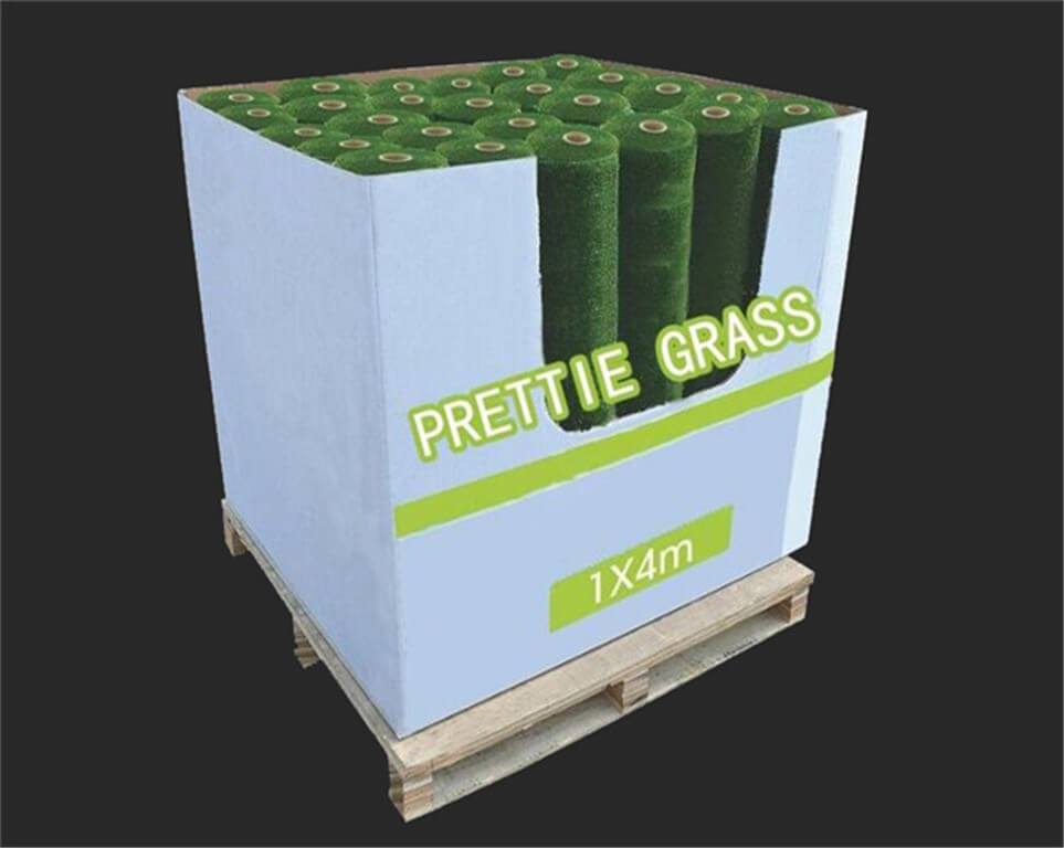 Artificial Grass for Chain Store_DIY