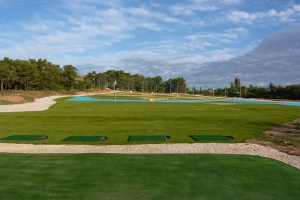 Artificial Golf Courses_Synthetic grass