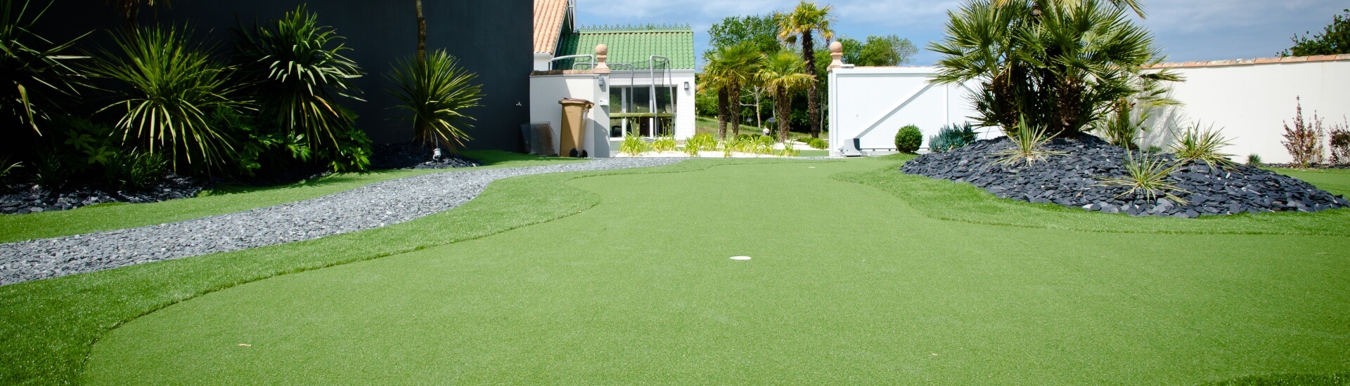 5 Synthetic Grass Golf